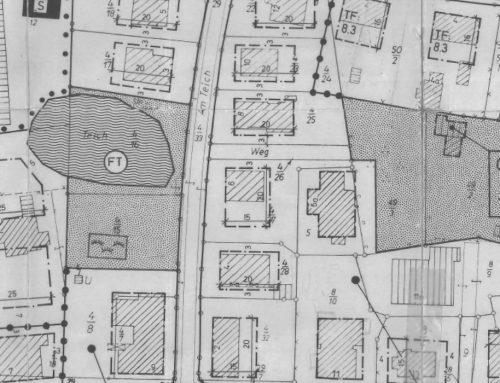 """1. Änderung des Bebauungsplanes Nr. 20, Sonstiges Sondergebiet """"Wohngebiet mit Ferienwohnen am Wald"""""""