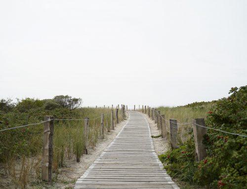 Öffnung der Insel Langeoog für den Tourismus