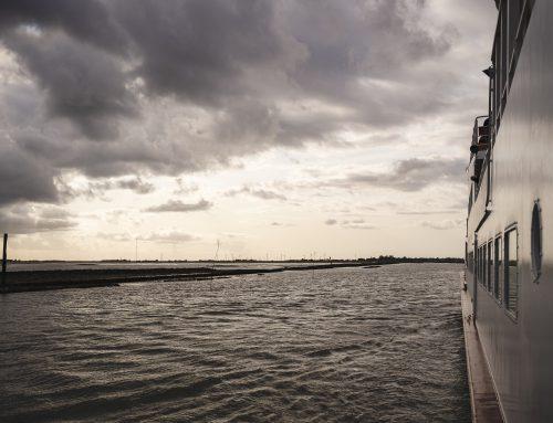 Maskenpflicht auf den Fähren und in der Inselbahn